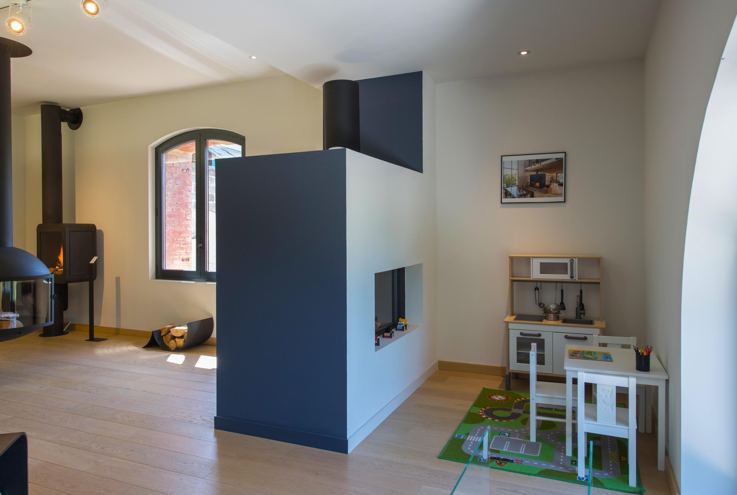 espace de vente cheminée aix en provence